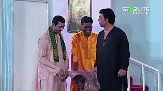 Zafri Khan and Amanat Chan  Aashiq China Made  New Pakistani Stage Drama Full Comedy Clip