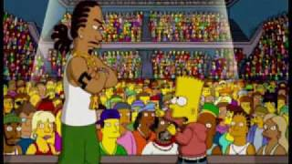 Los Simpson Rap Bart vs Alcatraz Latino Original