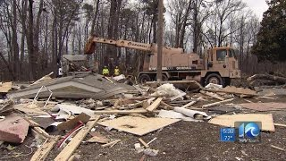 Waverly continues rebuilding one year after deadly tornado
