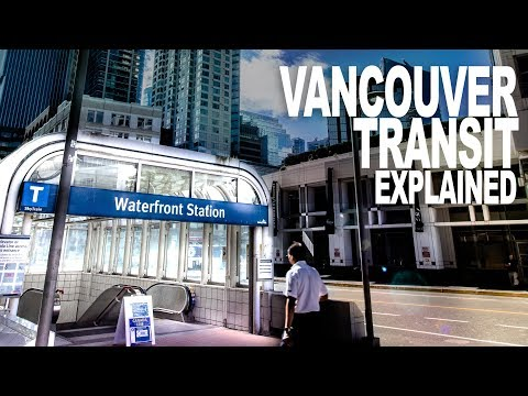 Vancouver Transit System Explained Guide To Vancouver