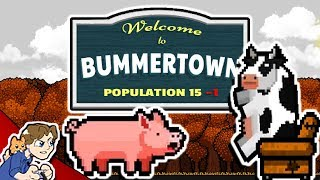 DON COW | Welcome to Bummertown #3 | ProJared Plays