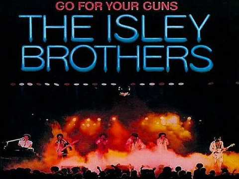 FOOTSTEPS IN THE DARK Isley Brothers
