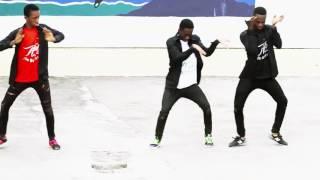 TEKNO   DURO DANCE VIDEO BY ALLO DANCERS