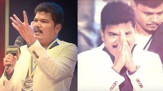 """""""Rajini & Shankar took Tamil Cinema overseas"""""""