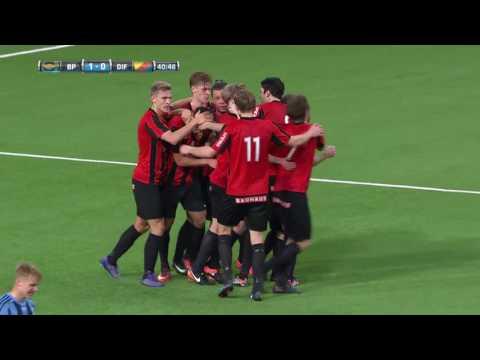 BP tr├еcklar in 1-0 mot Djurg├еrden - TV4 Sport