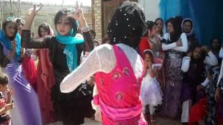 رقص دختران افغانی