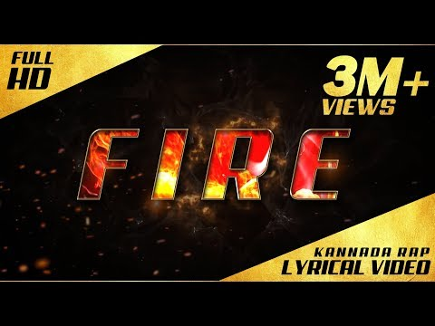 Xxx Mp4 FIRE Kannada Rap Lyrical Video Kannada Rapper Chandan Shetty 3gp Sex