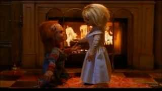 BRIDE OF CHUCKY - I LOVE YOU SCENE [HD]