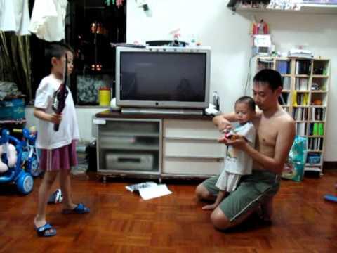 蠍子王 老兄 vs 旋蜂王 臭fing 2009 06 15
