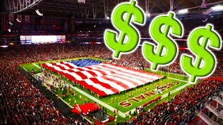 How The Pentagon Paid For NFL