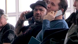 CELL PHONE CRASHING at the AIRPORT 2014!