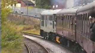Class 31 Departs Heywood For Bury.mpg