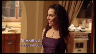 Triambika - Playboy TV's #1 Tantric Expert on SWING
