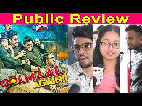 Xxx Mp4 Golmaal Again Public Review Ajay Devgan Parineeti Chopra FilmiBeat 3gp Sex
