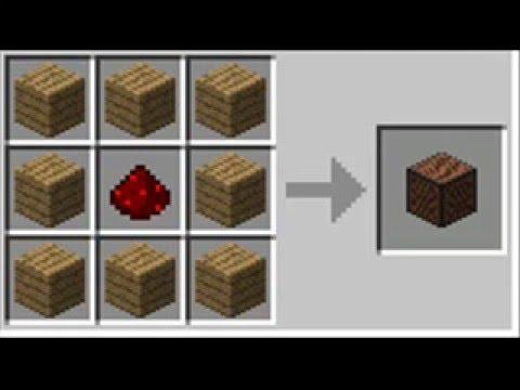 como fazer todos os itens do minecraft