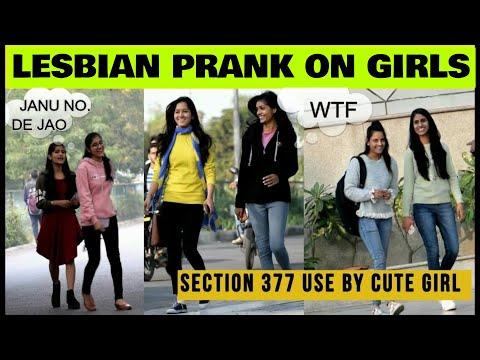Xxx Mp4 LESBIAN PRANK ON CUTE GIRLS PRANK IN JAIPUR PRANK IN INDIA 2019 3gp Sex