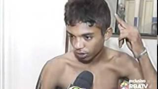 Alanzinho Maniçoba - Barra Pesada - Bandido Capeta (HD) (diabo) (Belém - PA)