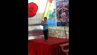 8 years old Sayam Rai singing rimki jhimki