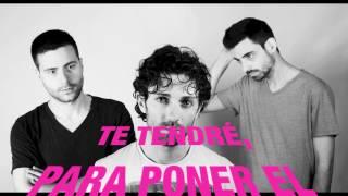 Norte - Te tendré (Lyric video)