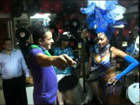 Baile garota sexy Cumpleaños de Ynney