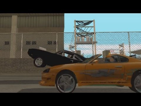 Xxx Mp4 The Fast And The Furious Epizod 2 GTA SA MP 3gp Sex