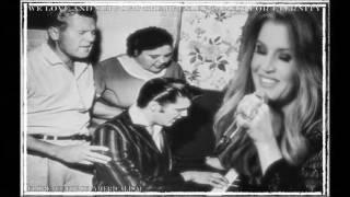 Elvis & Lisa Marie In The Gheto