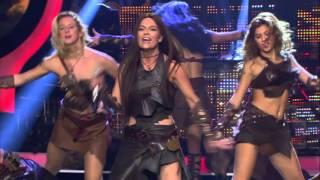 Minea kao Ruslana: Wild dances