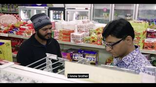 THE BEST PUNJABI SHORT FILM OF 2017 ON  STUDENT LIFE ABROAD