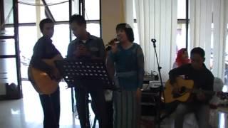 Wedding Akustik - Saat Bahagia (Cover Ungu)
