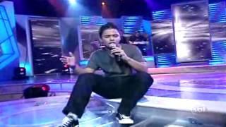 Renato Vianna sings Far Away - The X Factor Brazil (Young Talents 2010)