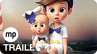 THE BOSS BABY Trailer 2 German Deutsch (2017)
