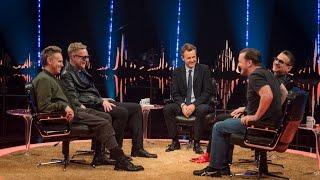 Interview - Depeche Mode   Skavlan  