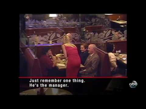 What Would You Do Would You Stop Sexual Harassment at Diner