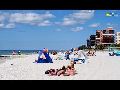 Madeira Beach St Petersburg Florida USA