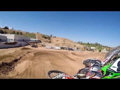 Josh Grant SX Prep | GoPro Onboard | TransWorld Motocross