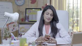 Philips Avent: A promise of health expressed in your milk!