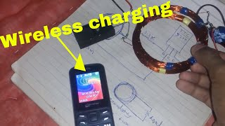 How to make a wireless mobile phone charger/qi charger