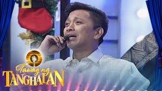 Tawag ng Tanghalan: Jhong composes a song for Vice Ganda