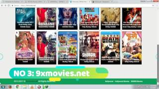 HD Movies Under  200 Mb 3 Best Websites