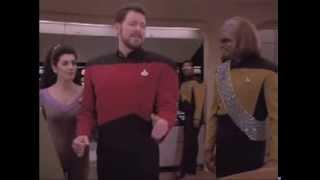 Star Trek TNG - Season 5 Gag Reel
