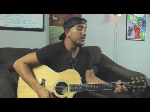 Download Wanna Be That Song - Brett Eldredge (Cover)