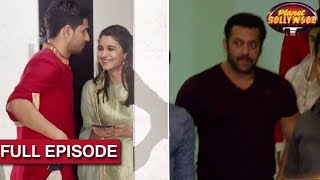 Alia - Sidharth Put All Break-up Rumors To Rest? | Akshay Chose To Skip Salman