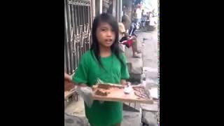 Bibingka girl sings 'Sayang na Sayang' of Aegis