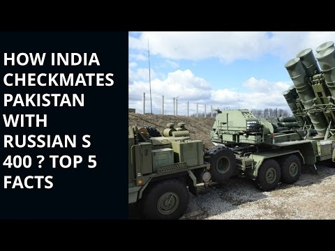 HOW INDIA CHECKMATES PAKISTAN WITH RUSSIAN