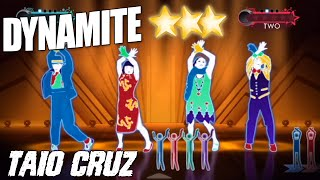 🌟 Dynamite - Taio Cruz - Just dance 3 🌟