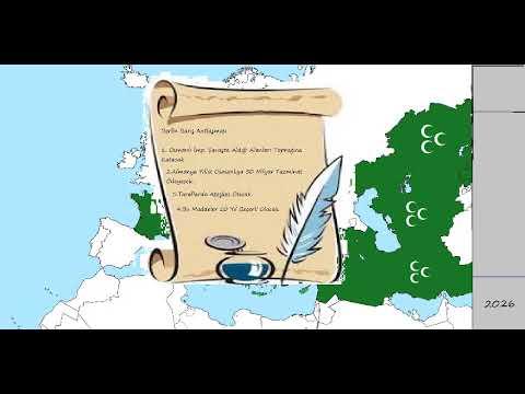 Alternatif Türkiyenin Geleceği 1 Sezon 4 Bölüm Almanyanın Düşüşü