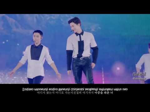 EXO 엑소 Don't Go (LYRICS)