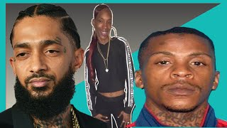 Eric Holder Get away driver Says Eric's EG0 🅱️ruised When Nipsey Hussle Told Him...