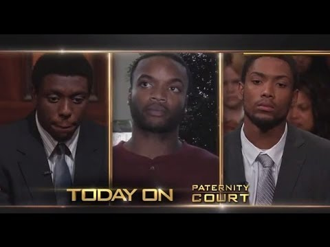 Wednesday On PATERNITY COURT: