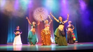 Turma de ATS do Studio Lunay - Samsara Tribal Fest